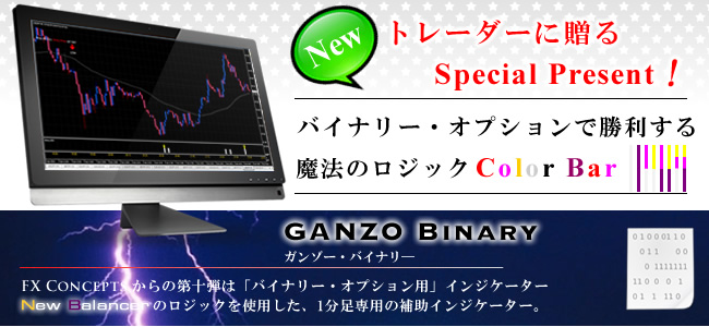 GANZO Binary